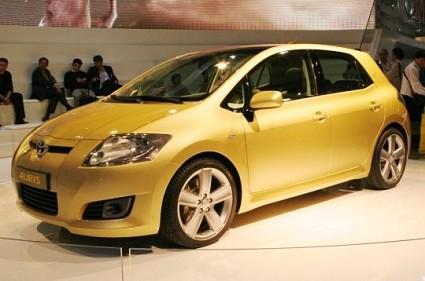 Toyota Auris: il modello che sostituir?á la Corolla 2007