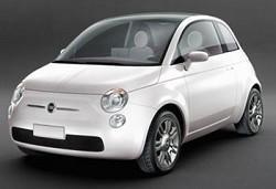 Nuova Fiat 500: svelati alcuni dettagli tecnici e design