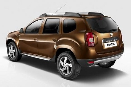 Dacia al Salone di Parigi 2010: nuovi motori a bassi consumi ed emissioni