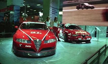 Motor Show Bologna 2010: oggi apertura alla stampa, modelli presentati