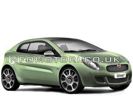 Nuova Fiat Uno B-Compact: immagini e caratteristiche tecniche in anteprima del rifacimento in chiave moderna un modello che ha fatto la storia dell?ÇÖauto