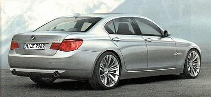 BMW Serie 7: caratteristiche tecniche, design e motori. Anticipazioni e prime foto.