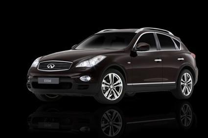 Infiniti EX GT Premium 2011: nuovo allestimento con motori benzina e diesel