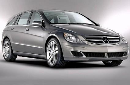 Prova su strada della nuova Mercedes Classe R. Test Drive e caratteristiche dei nuovi modelli Mercedes R 280, R 350, R 280 CDI 4Matic e R 500 CDI 4Matic.