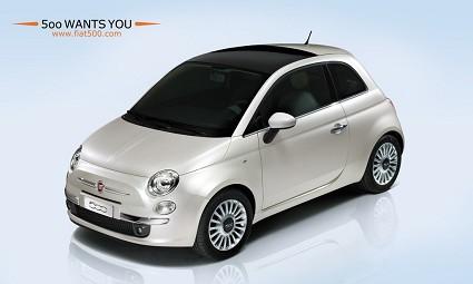 Nuova Fiat 500: rilasciate le prime foto e video originali e la cartella stampa da Fiat. Vi piace?
