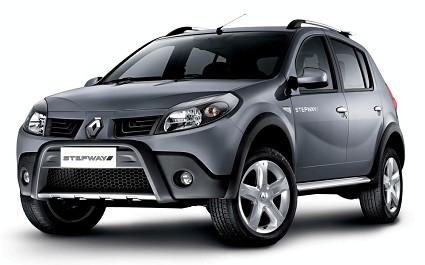 Dacia Sandero Stepway On line: motori e optional