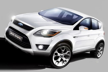Ford Kuga Suv: compatta, nuovi interni e ottimi motori e tecnologia. Foto ufficiali