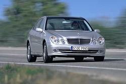Mercedes E 200 NGT, la berlina pi?? importante a metano in Italia