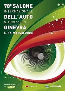 Salone di Ginevra 2008 dell'auto: le novit?á, i nuovi modelli e i prototipi presentati