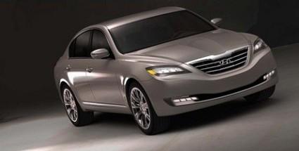 Hyundai Genesis: dettagli tecnici e foto ufficiali di quello che sar?á il top di gamma negli USA