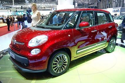 Nuova Fiat 500l Prezzo E Preordine