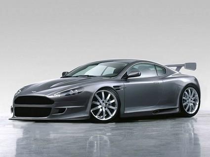 Nuova Aston Martin DB9 2012: novit?á estetiche