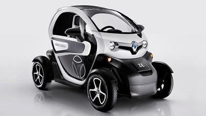 Nuova Renault Twizy MOMODESIGN 2012: motori e caratteristiche