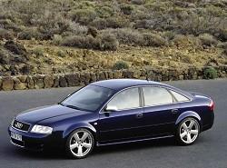 Nuova Audi A6 RS6: in versione berlina e Avant station wagon
