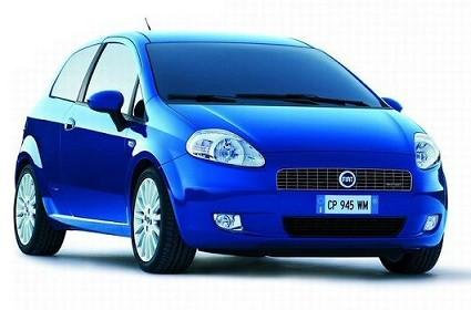 Auto più vendute nel 2007: Fiat Grande Punto, Fiat Panda, BMW Serie 3 e Ford Fiesta. La classifica completa