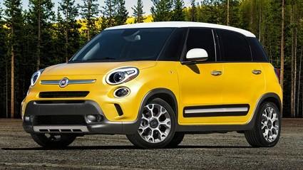 Nuova Fiat 500L Trekking 2013: motori e prezzi