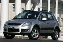 Suzuki SX4 con motore 1.9 diesel: SUV dalle piccole dimensioni adatto alla città