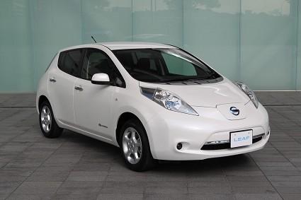 Nuova Nissan Leaf 2013: video spot