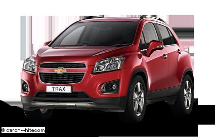 Nuova Chevrolet Trax 2014: prezzo e offerta del mese