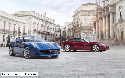 Ferrari Cavalcade 2014: parte oggi in Sicilia terza edizione dell?ÇÖevento