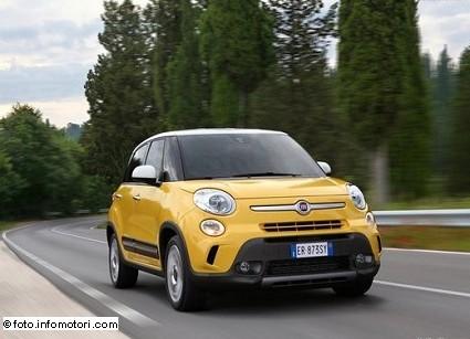 Fiat 500L Trekking: motori e nuova promozione disponibile