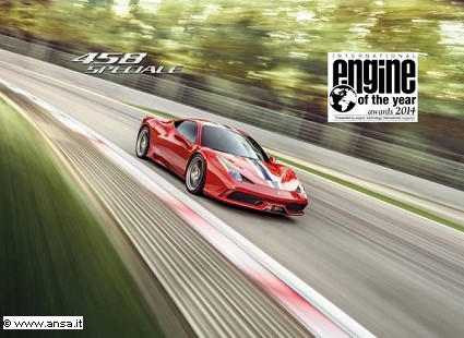 Engine of the Year 2014: vince ancora Ferrari