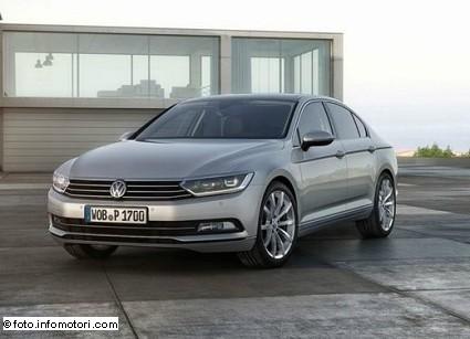 Nuova Volkswagen Passat MY2015: motori e caratteristiche tecniche