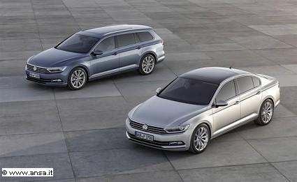 Volkswagen Passat berlina e Variant in prevendita: motori e prezzi