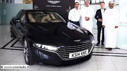 Nuova Aston Martin Lagonda: prime immagini ufficiali e indiscrezioni
