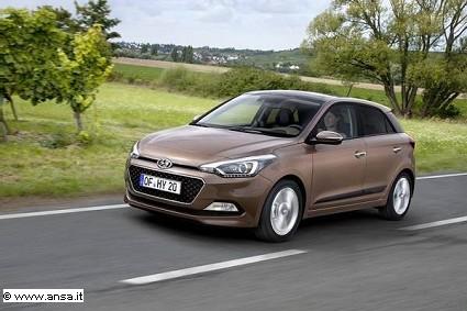 Nuova Hyundai i20 in vendita in Italia da novembre: design e motori