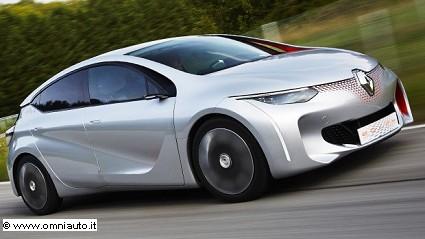 Renault Eolab: nuova auto capace di percorrere 100 km con 1 litro di carburante. Novit?á e obiettivi