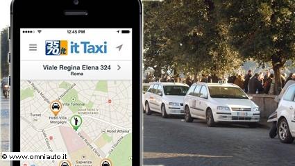 IT Taxi: nuova app per smartphone disponibile in molte città di Italia. Quali sono e come funziona