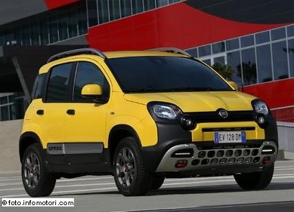 Fiat Panda Cross in vendita in Italia: gi?á ordinabile nelle concessionarie e prezzi