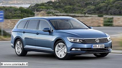 Nuova Volkswagen Passat: design, allestimenti e nuove motorizzazioni