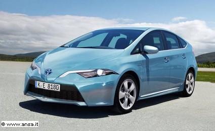 Mercato auto ibride: Toyota primeggia nelle vendite