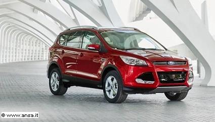 Ford Kuga: nuova gamma motori e prezzi