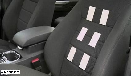Ford: nuovo sedile anti infarto. Come prevenire rischi vita anche alla guida