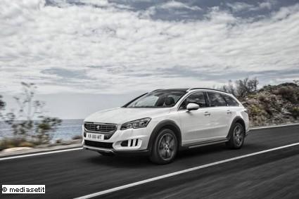 Peugeot 508 GT Line rinnovata solo in versione station wagon: novit?á e cosa cambia