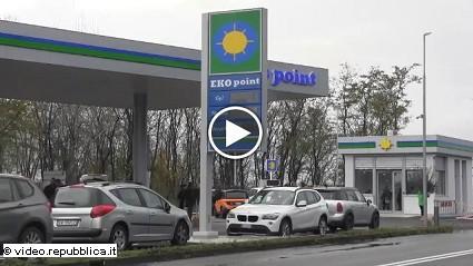 Primo distributore metano e Gpl a energia elettrica inaugurato nel milanese: quanto servir?á la novit?á?