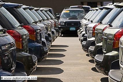 Mercato auto: immatricolazioni in crescita nel mese di novembre