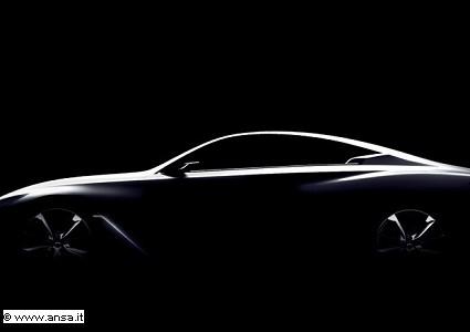Salone di Detroit 2015: pronta al debutto la nuova Infiniti Q60 Concept