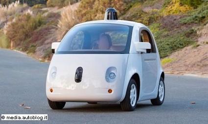 Google cerca partner per lanciare sul mercato la sua innovativa Car che si guida da sola