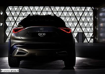 Salone di Ginevra 2015: Infiniti svelerà in anteprima il QX30 Concept. Anticipazioni