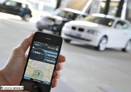 DriveNow nuovo servizio car sharing Bmw: in arrivo a Milano e Roma. Come funzioner?á?