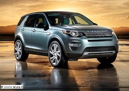 Land Rover Discovery Sport in vendita in Italia: caratteristiche tecniche, motori, prezzi e obiettivi del Gruppo