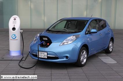 Nissan Leaf ancora sul trono: auto elettrica più venduta di sempre negli Stati Uniti