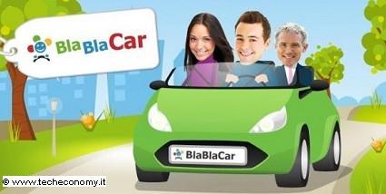 Bla Bla Car: si pagherà online in anticipo. La novità