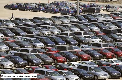 Mercato auto: ancora segnali di ripresa in tutta Europa. Ultimi dati