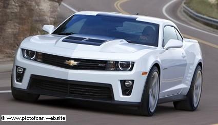 Nuova Chevrolet Camaro 2015: caratteristiche tecniche e motori