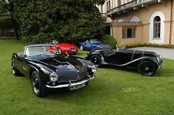 L'auto pi?? bella? A Villa D'este a Cernobbio il concorso Design Award per vedere e votare i prototipi di 13 auto da favola.
